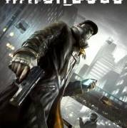watch dogs game box cover art