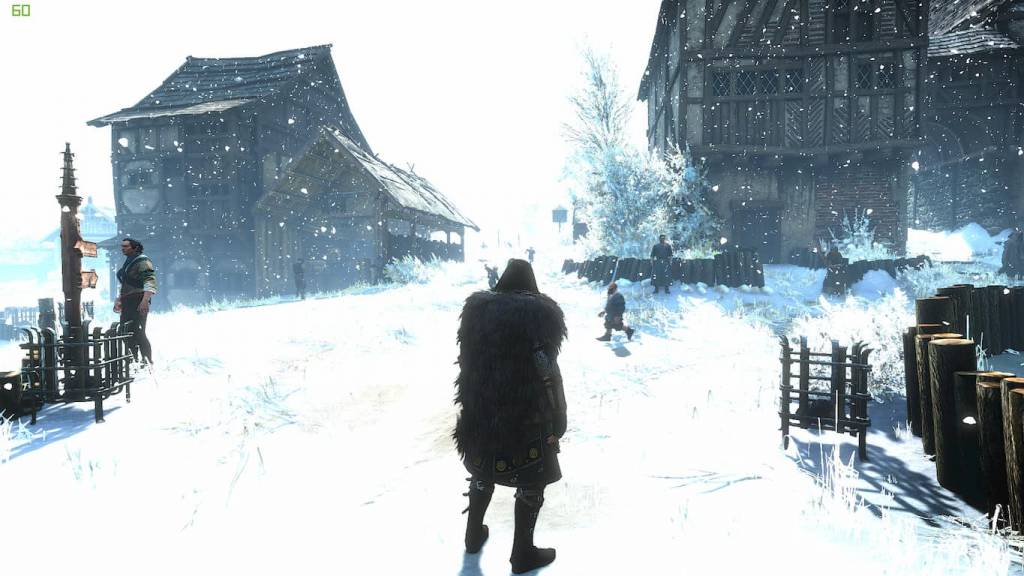 winter is coming got mod witcher3