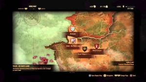 world map fast travel witcher 3