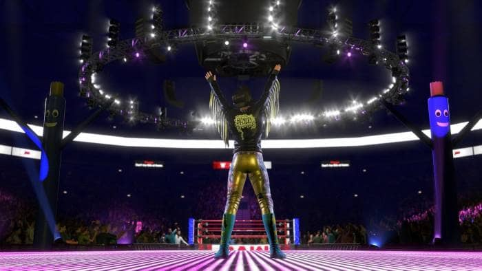 WWE 2K20 Standard Edition - gameplay