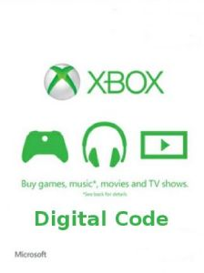 XBOX 15 USD Gift Card
