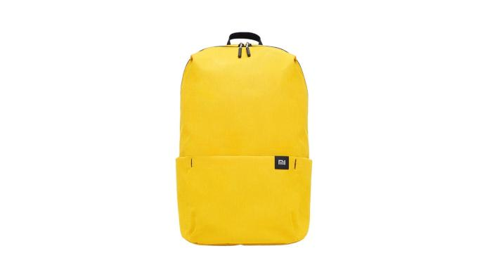 Xiaomi Small Water Resistant Colored Backpack - 20L Yellow